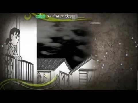 [HD]+[Kara]-Bèo dạt mây trôi-Anh Khang feat Quang Thắng-Doremon
