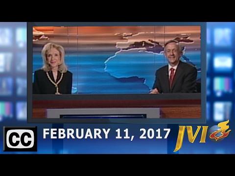 Jack Van Impe Presents -- February 11, 2017