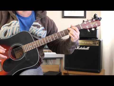 Alice In Chains - Nutshell - Guitar Tutorial