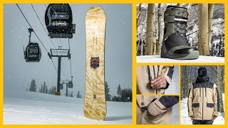 Four DC Snowboarding 2019 Product Highlights | TransWorld SNOWboarding STOMP Summit