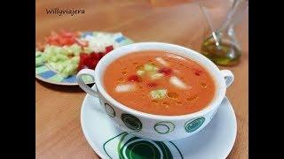 Receta gazpacho dieta disociada