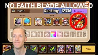 NO FAITH BLADE CHALLENGE - Idle Heroes PS