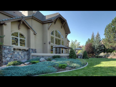 Montreux Golf and Country Club Estate Home in Reno, NV