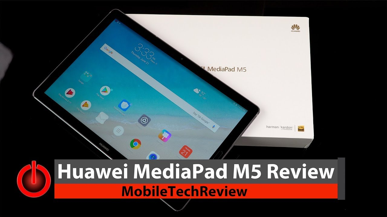 9fa75647be7 Huawei MediaPad M5 Review - Premium Android Tablet for a Nice Price ...