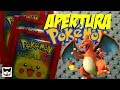 Apertura figuritas / calcos Pokemon metalico