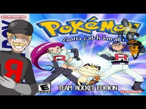Pokemon Team Rocket Edition - Bootleg Яocket Grunt thumbnail