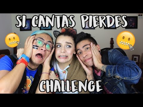 Si Cantas Pierdes Ft. Botonet Y Juanda L Try Not To Sing Challenge L Sofia Castro