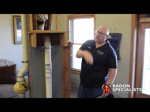 Anatomy of a (Properly-Installed) Radon System