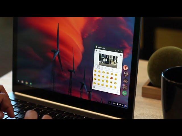 Google Hangouts Desktop App Gets Major Redesign
