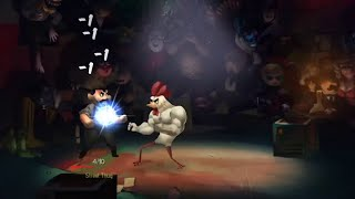 Chicken Assassin: Reloaded - Announcement Trailer