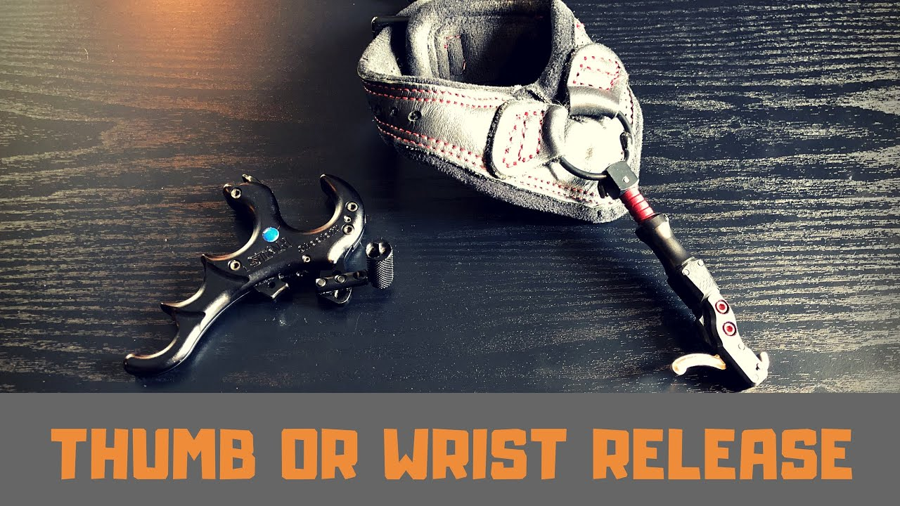 Thumb Release vs Wrist Release | Which Bow Release - YouTube