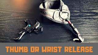 Thumb Release vs Wrist Release | Which Bow Release