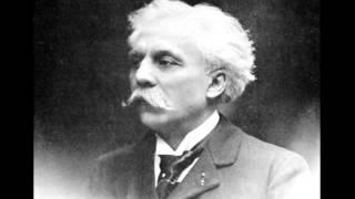 Fauré - Quartetto in do minore op. 15 : (1) Allegro molto moderato