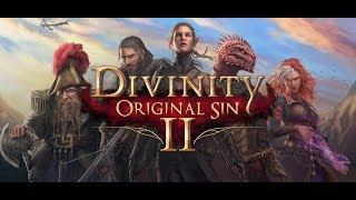 divinity: Original Sin 2. Прохождение#22. Ледяной дракон и ведьма Радека