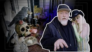 Kyle Sandilands Has A Wiccan Altar In His House | Mtv Cribs Australia