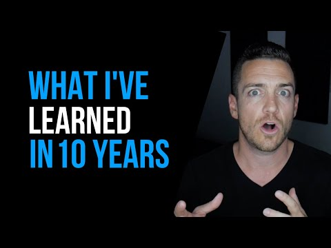 What I've Learned in 10 Years – RecordingRevolution.com