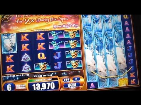 Video Payouts casino