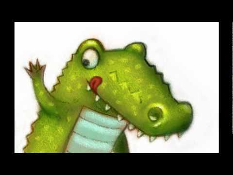 Monkey & Croc children's book trailer thriller parody by Will Terry