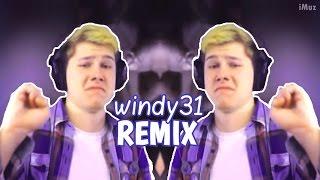 Windy31 ВЖУХ ПАРАМ ПАМ ПАМ feat. windy31 Винди Виндяй remix ремикс Песня про винди