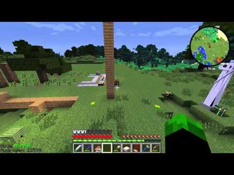O retorno do Pigo!! - Minecraft com Mods EP17