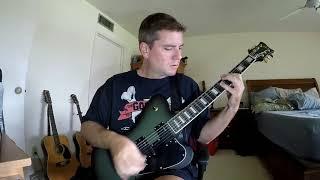 Mastodon - Precious Stones guitar cover