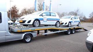 Эвакуатор тягач Mercedes Benz Sprinter 416  с прицепом на два авто(, 2015-11-16T17:06:09.000Z)