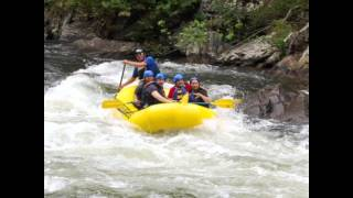 Whitewater Express with Guide Stan the Man Ocoee Camp Tennessee