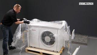 Wärmepumpenheizung: WPL ACS classic installieren