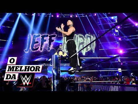 20 anos de Jeff Hardy na WWE!: O Melhor da WWE