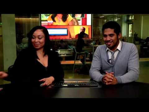 Kandace J. Brown Interview with TV Host Ricardo Horna