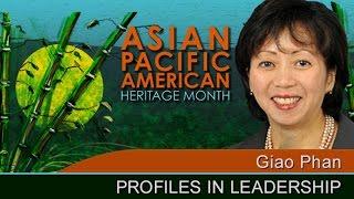 Profiles in Leadership: Giao Phan - YouTube
