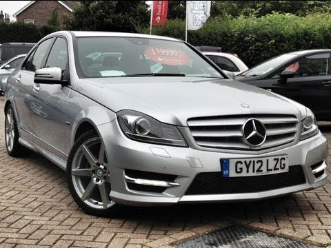 MERCEDES-BENZ C200 CDI BlueEFFICIENCY Sport  SOLD BY CMC-Cars