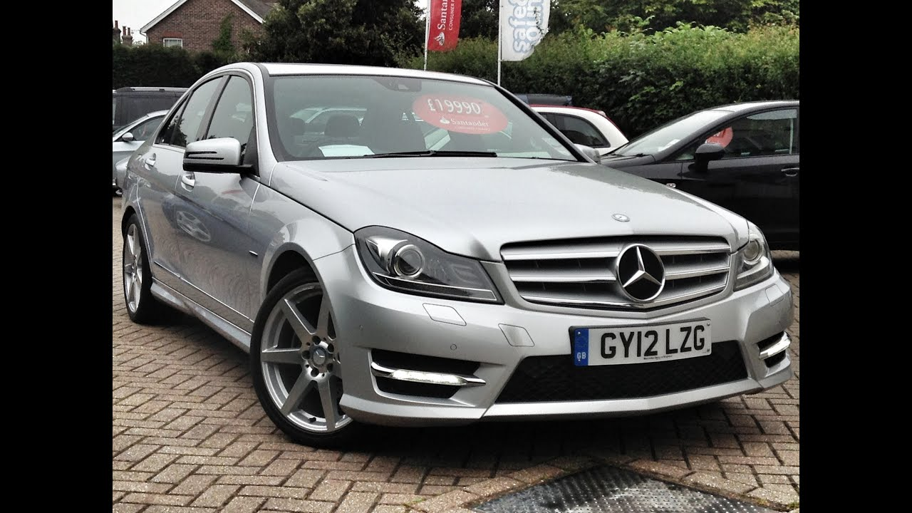 mercedes benz c200 cdi blueefficiency sport sold by cmc cars youtube