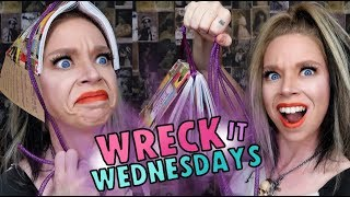 WRECK it WEDNESDAYS- the RETURN!!!