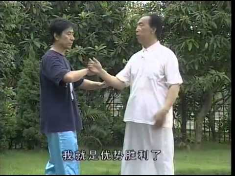 Traditional Shanxi Xingyi Quan Series Rules of Chinese Wushu Tuishou Competition On Trial Watch Movi