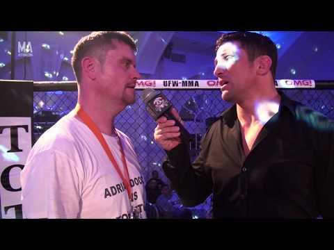 UFW 6: Tom Metcalf vs Aidrian Doocey