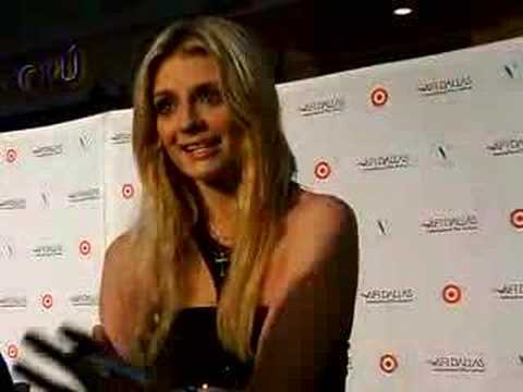 O.C. Actress Mischa Barton talks about her new film