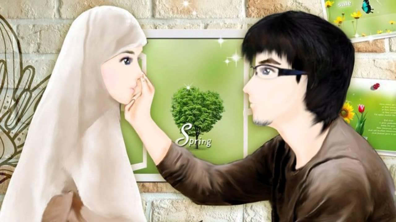 Wallpaper Cartoon Islamic Girl Amazing Islamic Anime Cartoons Images Youtube