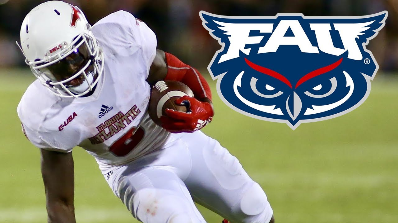 brand new b23ec eea52 Kerrith Whyte Jr: FAU Highlights [HD]