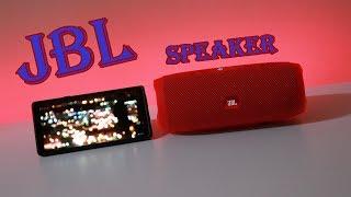 معاينة سماعة JBL Charger 3