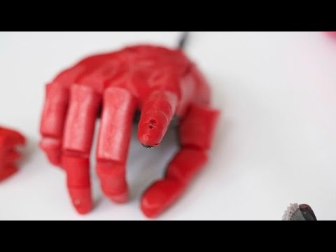 Open Bionics 3D Printed Robotic Hands