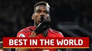Pogba; Best Midfielder In The World! Fulham 0-3 Manchester United Tactical Analysis   Man Utd News