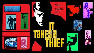 It Takes a Thief TV Series Music   jazz cues