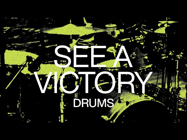 See A Victory | Official Drums Tutorial | At Midnight | Elevation Worship
