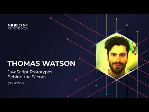 JavaScript Prototypes Behind the Scenes