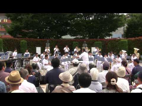 Super Mario Bros. Medley - Japanese Navy Band