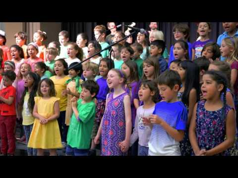 First Grade Music Performance