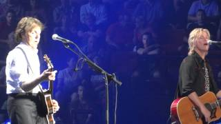 Paul McCartney A Day in the Life Give Peace A Chance Live Montreal 2011 HD 1080P