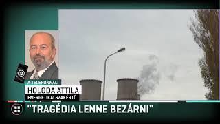 Orbán Viktor: Tragédia lenne bezárni a Mátrai Erőművet 20-01-10