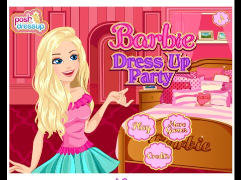 Barbie and Ken Beach Party - Girl Games